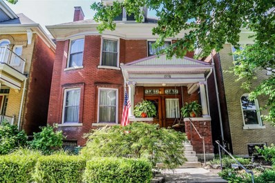 3830 Flad Avenue, St Louis, MO 63110 - MLS#: 18053913