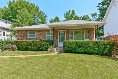 7309 Sutherland Avenue, St Louis, MO 63119 - MLS#: 18054017