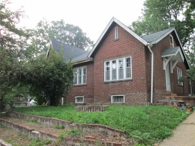 7239 Melrose Avenue, St Louis, MO 63130 - MLS#: 18054039