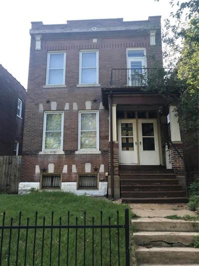 3463 Grace Avenue, St Louis, MO 63116 - MLS#: 18054153