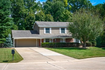 166 Southdown Drive, Chesterfield, MO 63017 - MLS#: 18054179