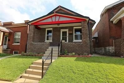 4430 Ellenwood Avenue, St Louis, MO 63116 - MLS#: 18054188