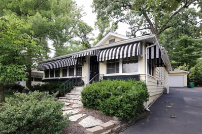 2107 Grandview Drive, St Louis, MO 63131 - MLS#: 18054248