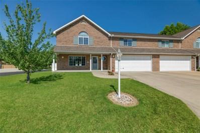 15 Cedar Street, Millstadt, IL 62260 - MLS#: 18054331