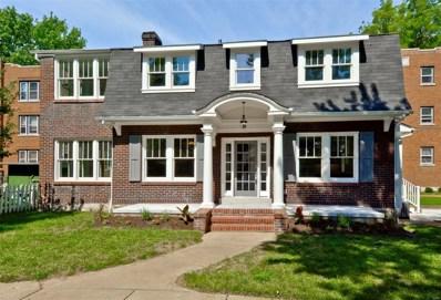 4 Hortus Court, St Louis, MO 63110 - MLS#: 18054389