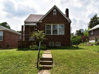 1543 Gregg Avenue, St Louis, MO 63139 - MLS#: 18054857