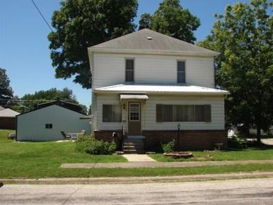 702 S Hamilton Street, Marissa, IL 62257 - MLS#: 18054955