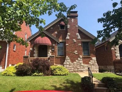 6037 Oleatha Avenue, St Louis, MO 63139 - MLS#: 18054992