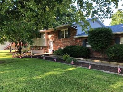 110 Olde Farm Road, Troy, IL 62294 - MLS#: 18055013