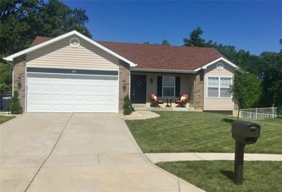 211 Discovery Village Circle, Wentzville, MO 63385 - MLS#: 18055069