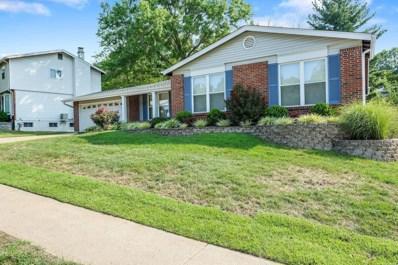 1254 Hidden Oak, Chesterfield, MO 63017 - MLS#: 18055126