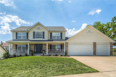 424 Spirit Drive, Lake St Louis, MO 63367 - MLS#: 18055190