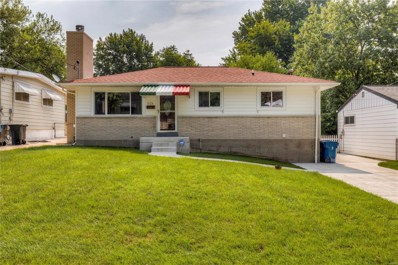 7828 Harlan Avenue, St Louis, MO 63123 - MLS#: 18055191