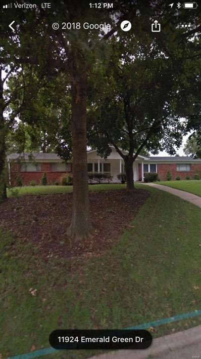 11924 Emerald Green Drive, St Louis, MO 63141 - MLS#: 18055319