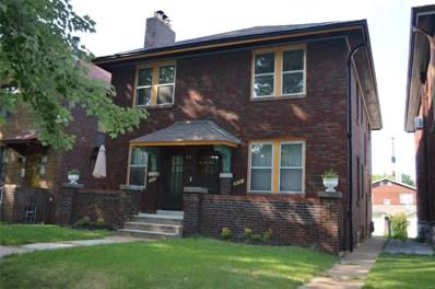 3939 Fillmore Street, St Louis, MO 63116 - MLS#: 18055385