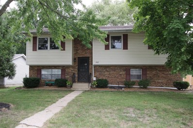 502 Elm Street, St Jacob, IL 62281 - MLS#: 18055432