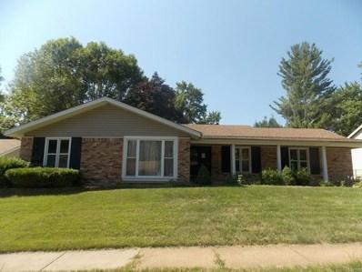 1752 Woodstream Drive, St Louis, MO 63138 - MLS#: 18055500