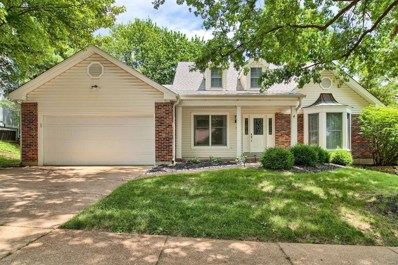 1628 Timber Ridge Estates, Wildwood, MO 63011 - MLS#: 18055564