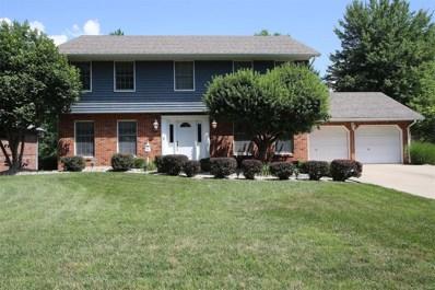 13 Pebble Hill Drive, Belleville, IL 62223 - #: 18055573