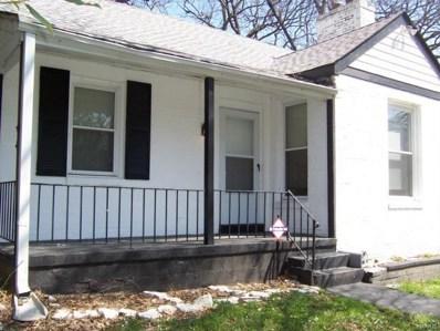 6913 Roland Boulevard, St Louis, MO 63121 - MLS#: 18055578