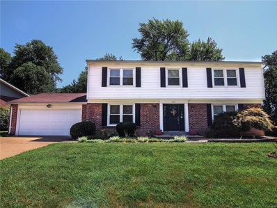 548 Westernmill Drive, Chesterfield, MO 63017 - MLS#: 18055636