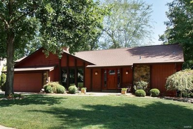 947 Ampere Place, Lake St Louis, MO 63367 - MLS#: 18055655