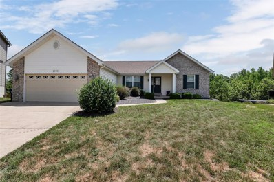1346 Forest Way, Wentzville, MO 63385 - MLS#: 18055763