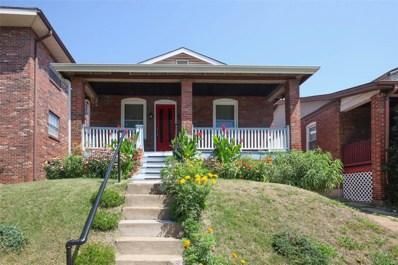 3717 Cambridge Avenue, St Louis, MO 63143 - MLS#: 18055796