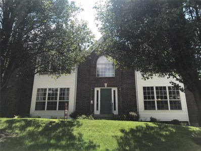 1606 Forest Springs UNIT A, Ballwin, MO 63021 - MLS#: 18055918