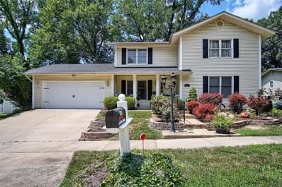 1111 Crested View, St Louis, MO 63146 - MLS#: 18055919