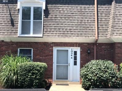 10344 Corbeil Drive, Unincorporated, MO 63146 - MLS#: 18055920