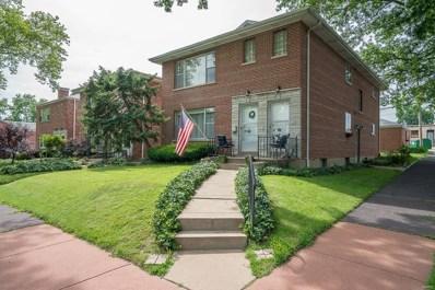 6673 Devonshire Avenue, St Louis, MO 63109 - MLS#: 18056054