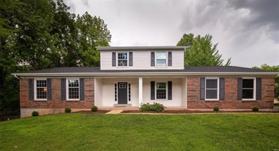 15553 Canyon View Court, Chesterfield, MO 63017 - MLS#: 18056069