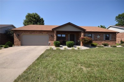 721 Deerfield Drive, Swansea, IL 62226 - MLS#: 18056294