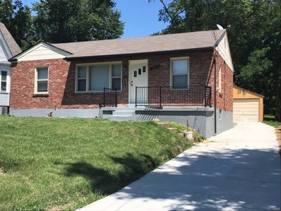 2818 Wismer Avenue, St Louis, MO 63114 - MLS#: 18056333