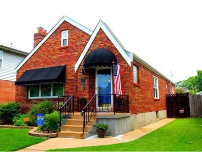 6416 Blow Street, St Louis, MO 63109 - MLS#: 18056365