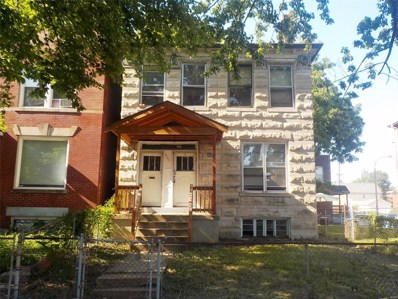 5207 Kensington Avenue, St Louis, MO 63108 - MLS#: 18056421