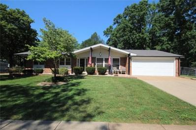 5050 Flamewood Drive, St Louis, MO 63129 - MLS#: 18056510