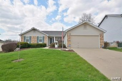 3113 Country Knoll Drive, St Charles, MO 63303 - MLS#: 18056514