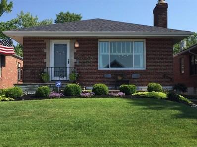 5411 Mardel Avenue, St Louis, MO 63109 - MLS#: 18056541