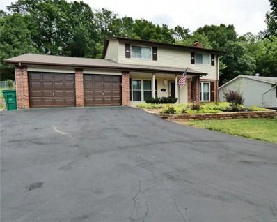 53 E Lakewood Drive, Fenton, MO 63026 - MLS#: 18056592