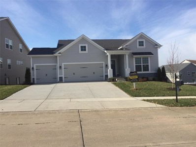 4007 Riverdell Drive, Wentzville, MO 63385 - MLS#: 18056593