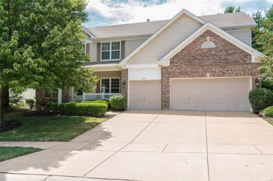 1001 Brightfield Manor Court, Chesterfield, MO 63017 - MLS#: 18056602