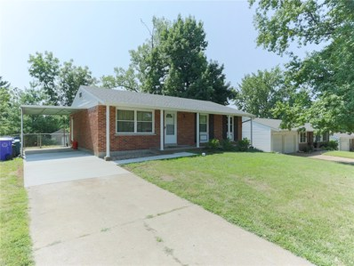 4188 Domenico, Bridgeton, MO 63044 - MLS#: 18056633