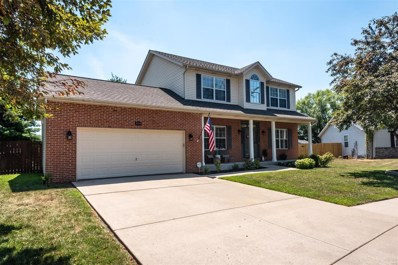 329 Ring Of Kerry, Belleville, IL 62221 - MLS#: 18056653