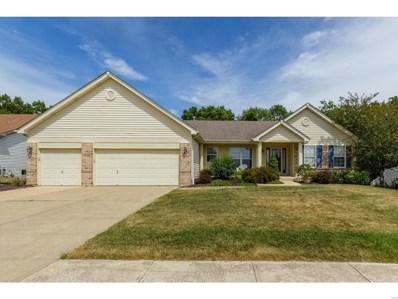 1456 Prospect Lakes Drive, Wentzville, MO 63385 - MLS#: 18056705