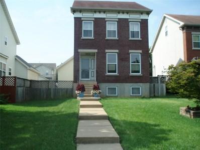 2844 Eads Avenue, St Louis, MO 63104 - MLS#: 18056745