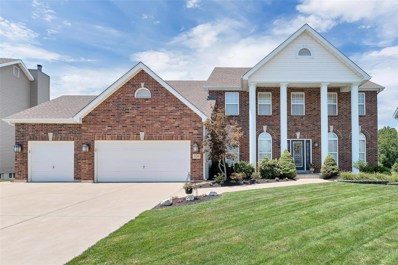 334 Trailhead Way, Dardenne Prairie, MO 63368 - MLS#: 18056806