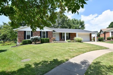 3742 Riviere Marne Court, Florissant, MO 63034 - MLS#: 18056928