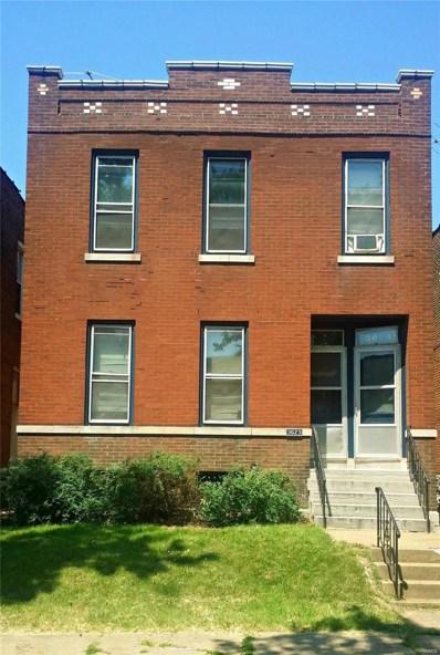 3623 Bamberger Avenue, St Louis, MO 63116 - MLS#: 18056968